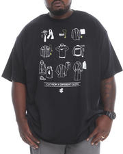 Rocawear - Cut From A Different Cloth Tee (B&T)