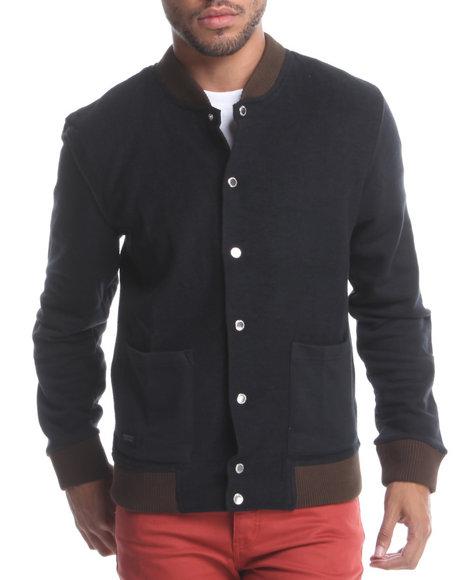 WESC Black Othello Fleece Jacket