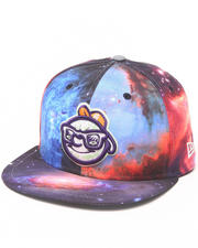 Men - Asheville Tourists Galaxy 5950 fitted hat
