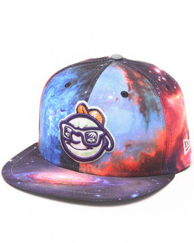 New Era - Asheville Tourists Galaxy 5950 fitted hat