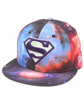 New Era - Superman DC Galaxy 5950 fitted hat