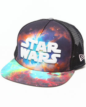 New Era - Star Wars Galaxy A-Frame snapback hat