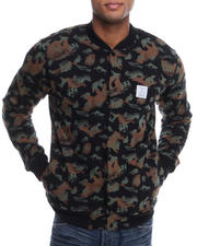 WESC - Animalis All over Print Fleece Jacket