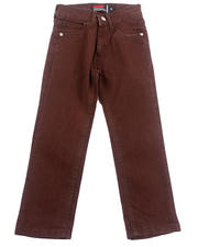 Boys - SLIM COLOR DENIM JEANS (4-7)