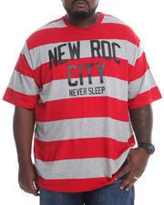 Rocawear - New Roc Crew Neck Tee (B&T)