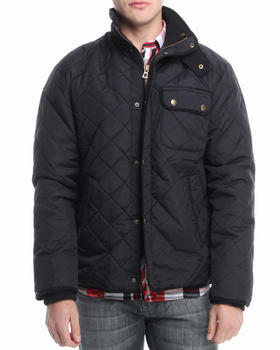 Buyers Picks - Marco Fleece Lined Quilted Water Resistant Jacket