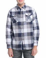 MO7 - Mo7 Winterz button up shirt