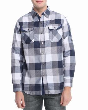 MO7 - Mo7 Winterz button up shirt