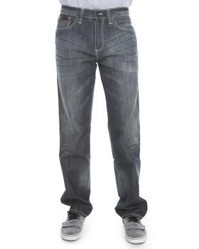 Pelle Pelle - Dart Pocket Ghost Wash Denim Jeans