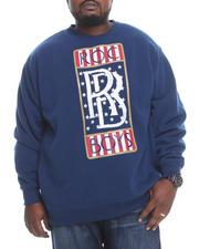 Sweatshirts & Sweaters - Roc Boys Crewneck Sweatshirt (B&T)