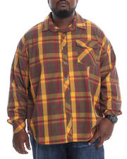 Holiday Gift Ideas - Big & Tall - L/S Button-down (B&T)