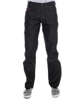 Pelle Pelle - Dart Pocket Black Raw Denim Jeans