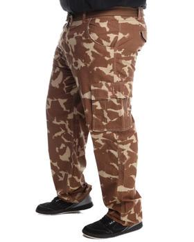 Rocawear - Trooper Twill Belted Cargo pants (B&T)