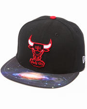 New Era - Chicago Bulls Visor Galaxy 5950 fitted hat