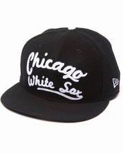 New Era - Chicago White Soxs Arch V-Script Strapback