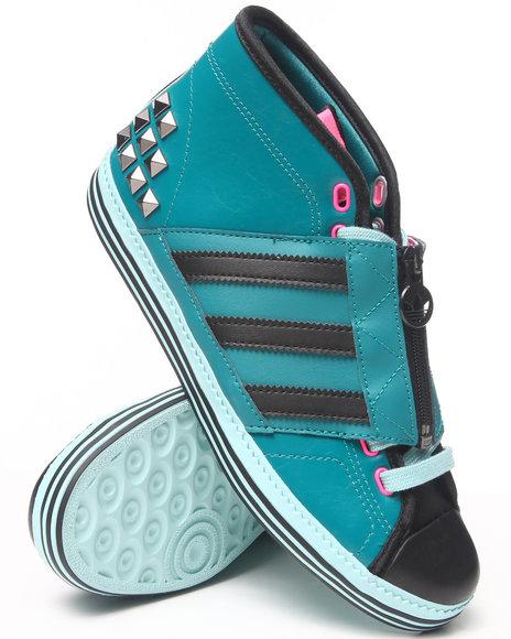 Adidas Blue Vanity Vulc Mid 2 W Sneakers
