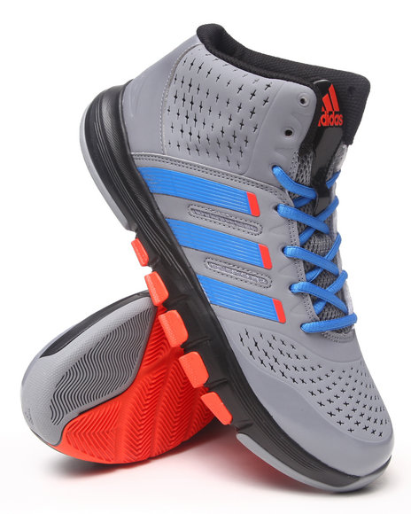 Adidas - Men Grey Payoff Sneakers
