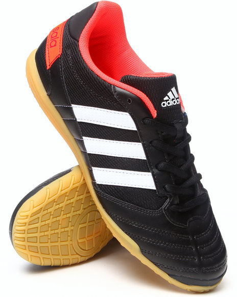 Adidas Black Freefootball Super Sala Sneakers