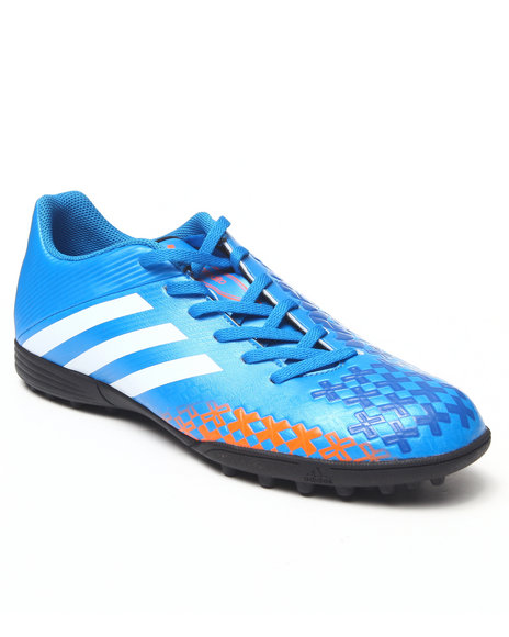 Adidas - Men Blue Predito Lz Trx Tf Soccer Sneakers