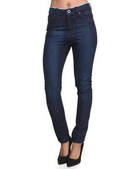 Volcom - Sound Check Hi-waisted Jeans