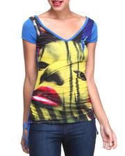 Women - Sublimated Printed Tee