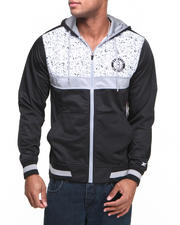 NBA, MLB, NFL Gear - Brooklyn Nets Bugsy Zip Hoody