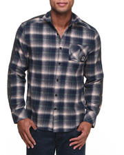 Basic Essentials - Fearless Flannel Button-Down