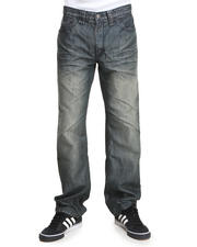 Pelle Pelle - STUDDED TURF FLAP DENIM JEANS