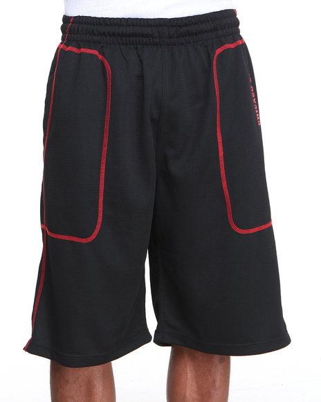 NBA, MLB, NFL Gear Black Chicago Bulls Russell Team Short