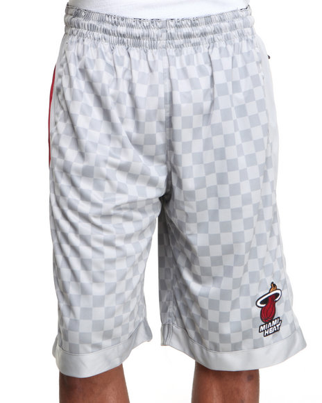 NBA, MLB, NFL Gear - Miami Heat Jerome Check Short