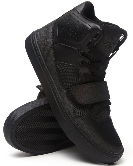 Creative Recreation - Men Black Cota Hightop Sneaker