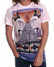 Men - Cheetah Parrot Tee