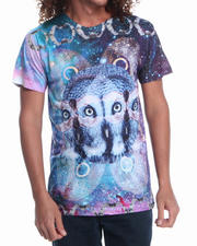 Men - Bat Owls Tee