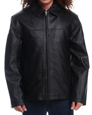 DRJ Leather Shoppe - James Dean Leather Jacket