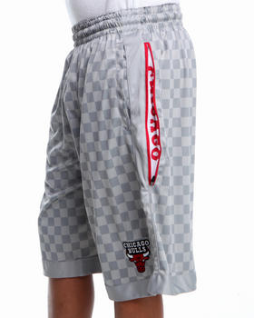 NBA, MLB, NFL Gear - Chicago Bulls Jerome Check Short