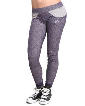 Apple Bottoms - Colorblock Active Pant