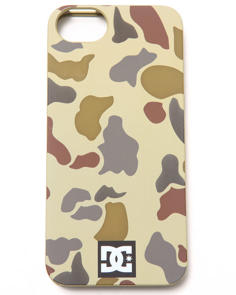 Dc Shoes Men Photel 5 Iphone 5 Case Camo