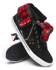Pastry - Pinwheel  Cheetah Print Sneaker