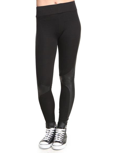 Basic Essentials Black Super Leggings