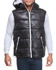 Basic Essentials - Bubble Vest