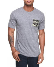 DC Shoes - RD Camo Pocket Tee