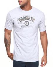 Men - Brooklyn Nets Camo Gymnasium Tee