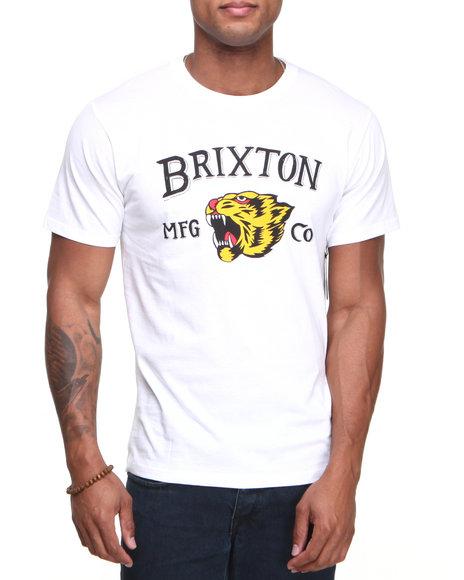 Brixton White Harlow Tee