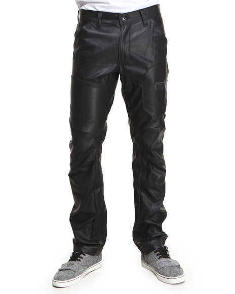 Hudson NYC Black Nc Patriot Pants