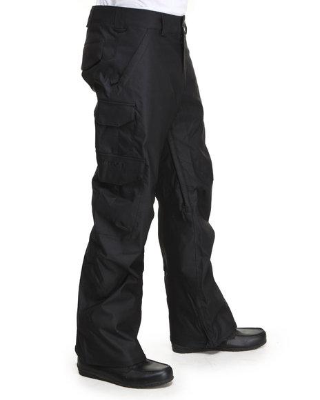 Burton Black Cargo Dryride Pants