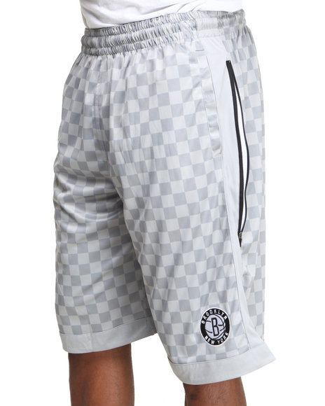 NBA, MLB, NFL Gear - Brooklyn Nets Jerome Check Short