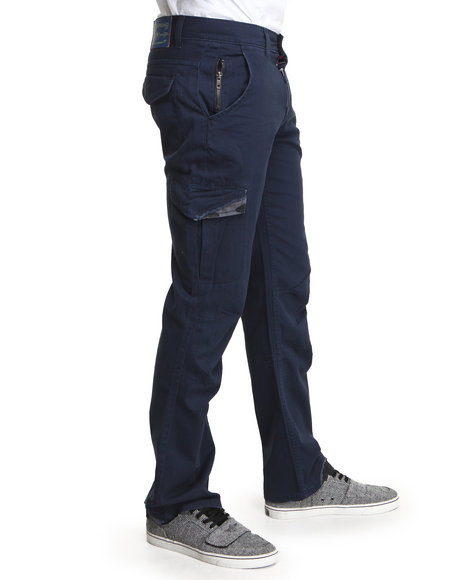 Darring Navy Pants