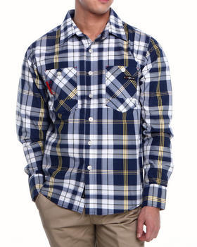Enyce - Henry Plaid L/S Button-Down