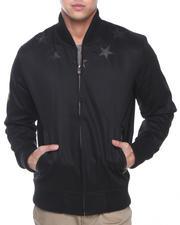 Light Jackets - Rock Star Cotton Twill Jacket