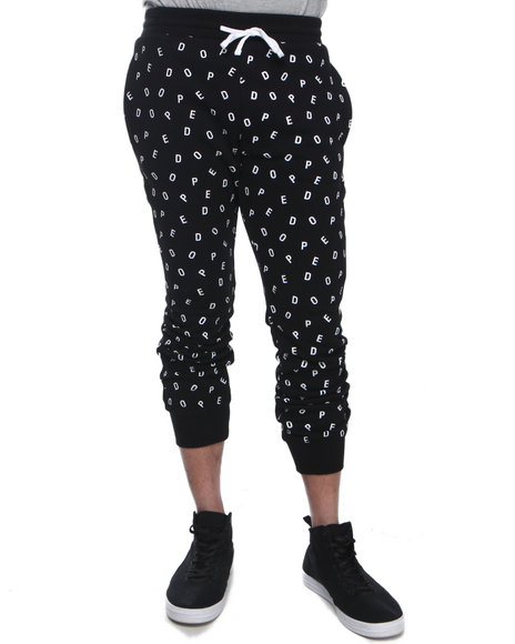 DOPE Black Dope Boy Sweatpant